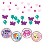 My Little Pony konfeti